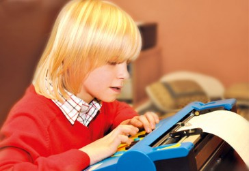 Why Use a Braille Writer as the First Literacy Tool?