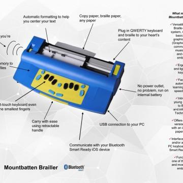 Why Mountbatten Brailler