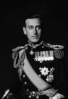 Earl Mountbatten of Burma